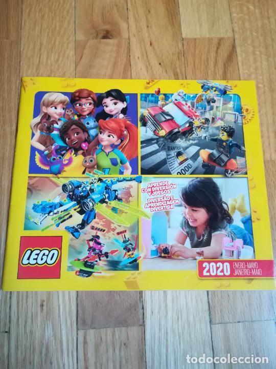 CATÁLOGO LEGO ENERO-MAYO 2020 (Juguetes - Catálogos y Revistas de Juguetes)