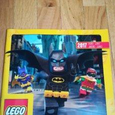 Juguetes antiguos: CATÁLOGO LEGO ENERO-JUNIO 2017. Lote 288537148