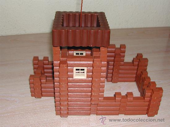 Juguetes antiguos Exin: EXIN WEST - Fort Apache - Foto 4 - 26785559
