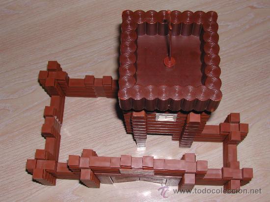 Juguetes antiguos Exin: EXIN WEST - Fort Apache - Foto 6 - 26785559