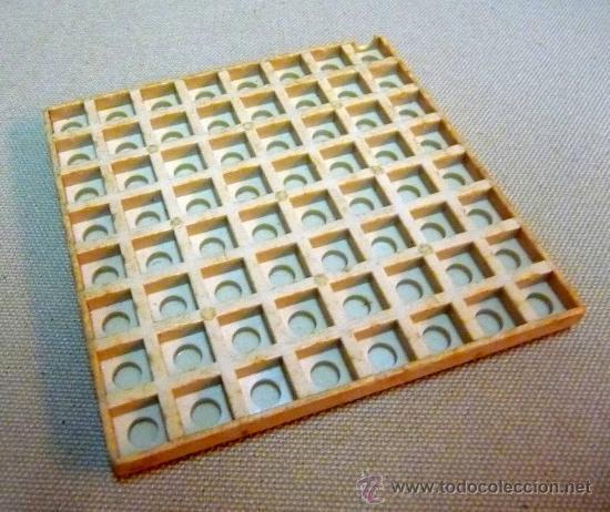 Juguetes antiguos Exin: BLOQUES O PIEZA DE 8 X 8, DE PLASTICO, ORIGINAL, EXIN CASTILLOS, AÑOS 70s - Foto 2 - 23931210