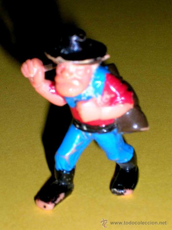 Juguetes antiguos Exin: Figura Exín West, original años 70. - Foto 2 - 24993807