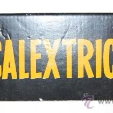Juguetes antiguos Exin: ROTULO SCALEXTRIC EXIN. Lote 26606880