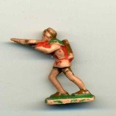 Juguetes antiguos Exin: BALLESTERO EXIN CASTILLOS (ORIGINAL). Lote 28831725