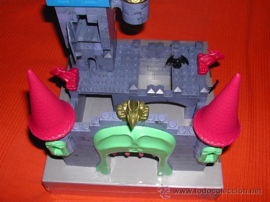 Juguetes antiguos Exin: EXIN CASTILLOS - Mansion Fantasma - Foto 5 - 29792379