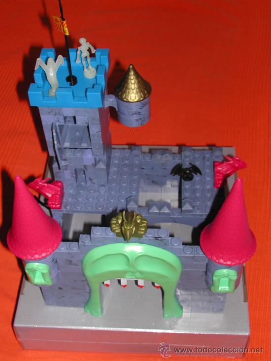 Juguetes antiguos Exin: EXIN CASTILLOS - Mansion Fantasma - Foto 3 - 29792379