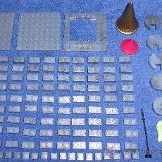 Juguetes antiguos Exin: LOTE DE PIEZAS DEL CASTILLO EMBRUJADO - EXIN CASTILLOS. Lote 35197851