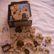 Juguetes antiguos Exin: EXIN CASTILLOS Nº 4 EN SU CAJA. Lote 38614990
