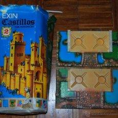 Juguetes antiguos Exin: EXIN CASTILLOS N. 2 SERIE AZUL AÑOS 70. Lote 40089374