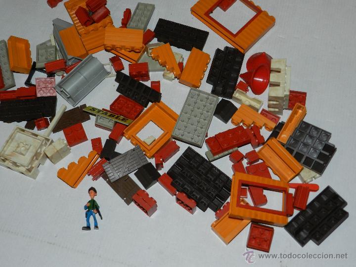 Juguetes antiguos Exin: (M) EXIN - LOTE DE 119 PIEZAS DE EXIN, ESTAN EN BUEN ESTADO - Foto 3 - 42267174