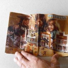 Juguetes antiguos Exin - Exin West Catalogo años 70 exin-lines s.a Barcelona - 42666874