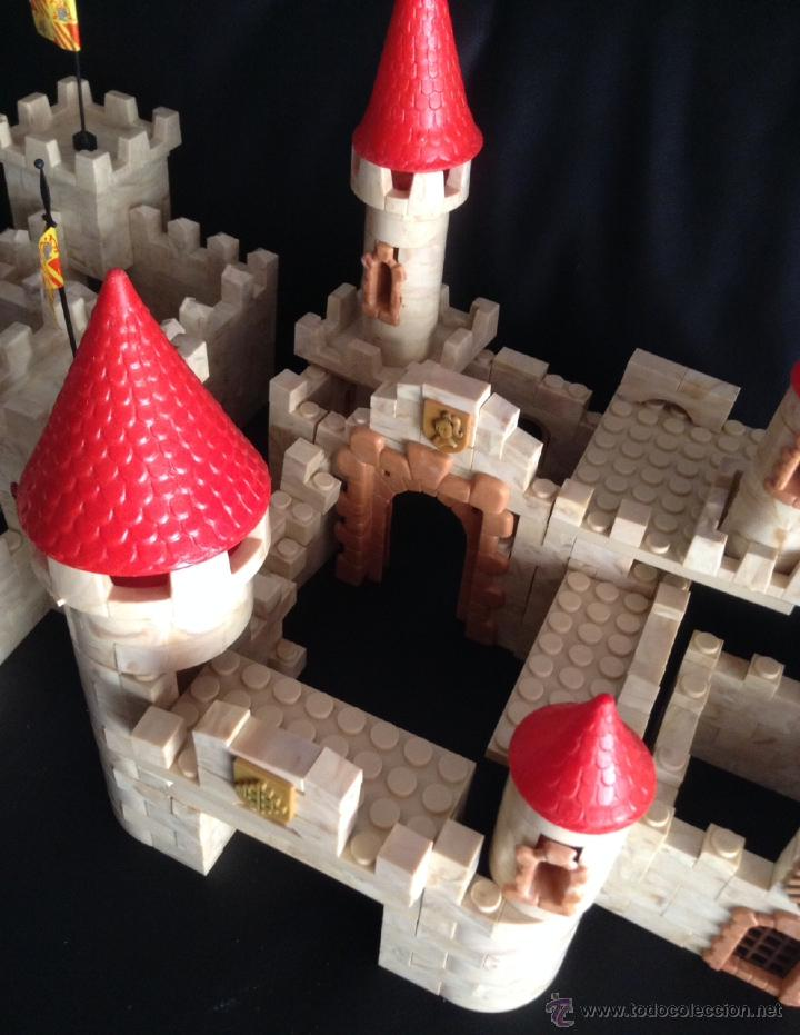 Juguetes antiguos Exin: gran alcazar de exin castillos años 70 - Foto 2 - 45135443