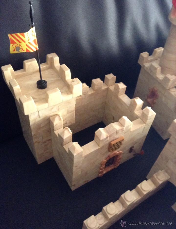 Juguetes antiguos Exin: gran alcazar de exin castillos años 70 - Foto 4 - 45135443