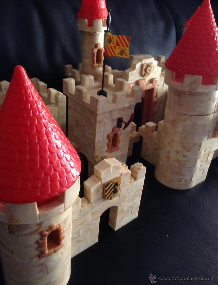 Juguetes antiguos Exin: gran alcazar de exin castillos años 70 - Foto 5 - 45135443