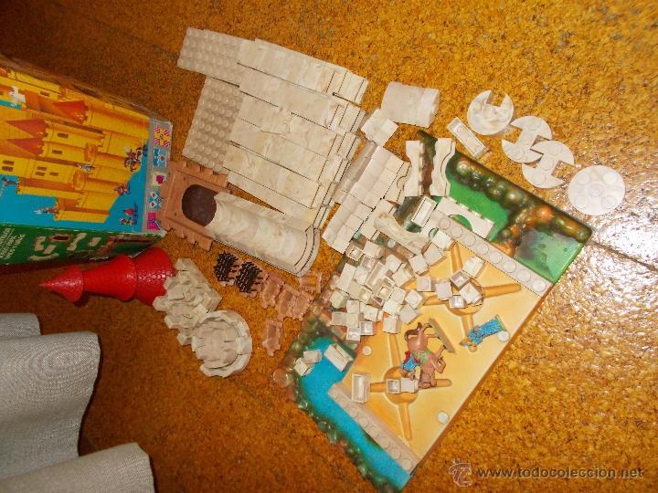 Juguetes antiguos Exin: EXIN CASTILLOS SERIE AZUL Nº 1 EN CAJA.SOLO FALTA FANTASMA BAJO.REF.201 BUEN ESTADO AÑOS 70.PTOY. - Foto 2 - 45995285