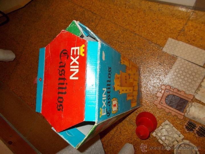 Juguetes antiguos Exin: EXIN CASTILLOS SERIE AZUL Nº 1 EN CAJA.SOLO FALTA FANTASMA BAJO.REF.201 BUEN ESTADO AÑOS 70.PTOY. - Foto 4 - 45995285