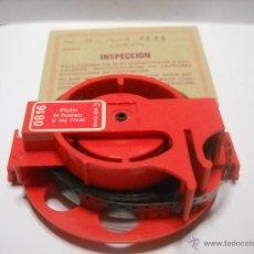 Brinquedos antigos Exin: PELICULA CINE EXIN 8 MM. PLUTO EL HUESO Y SU RIVAL. Lote 127759554