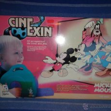 Juguetes antiguos Exin: CINE EXIN -ANTIGUO CINE EXIN MICKEY MOUSE, 111-1. Lote 48937293
