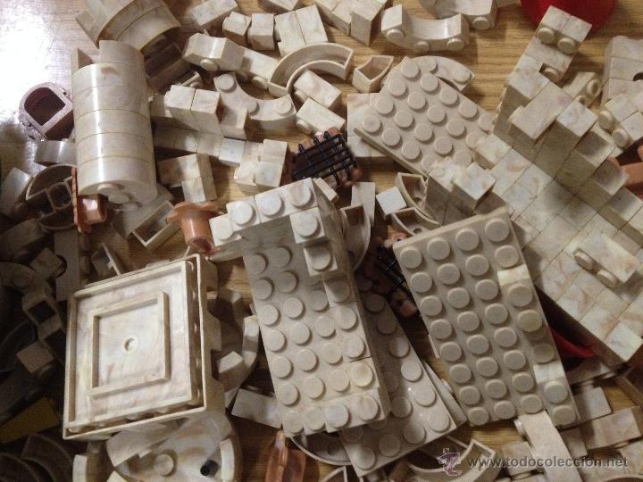 Juguetes antiguos Exin: ANTIGUO JUGUETE CONSTRUCCION EXIN CASTILLOS SERIE AZUL Nº 1 I EN CAJA ORIGINAL. - Foto 6 - 52636261