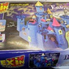 Juguetes antiguos Exin: EXIN CASTILLOS CASTILLO EMBRUJADO PDJ POPULAR DE JUGUETES. Lote 53747729