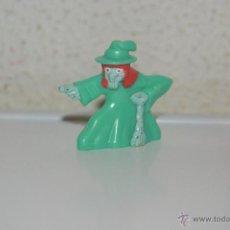 Brinquedos antigos Exin: MUÑECO FIGURA EXIN CASTILLOS MONSTRUOS MUJER BRUJA. Lote 54422936