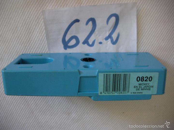 ANTIGUA PELICULA CINE EXIN - MICKEY EN EL JARDIN DE MINNIE - REF. 820 - ENVIO INCLUIDO A ESPAÑA (Juguetes - Marcas Clásicas - Exin)