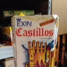 Juguetes antiguos Exin: EXIN CASTILLOS CAJA VACIA DE GRAN ALCAZAR. Lote 56909261