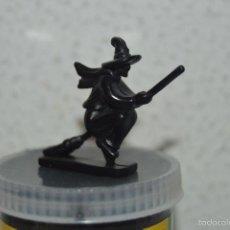 Brinquedos antigos Exin: MUÑECO FIGURA BRUJA EXIN CASTILLOS. Lote 57107971