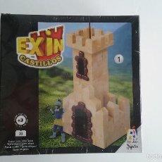 Juguetes antiguos Exin: EXIN CASTILLOS Nº1/POPULAR DE JUGUETES. NUEVO¡¡¡¡. Lote 57862422
