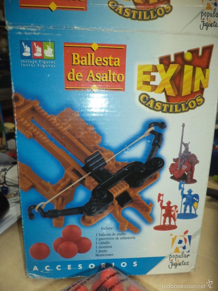 EXIN CASTILLOS.BALLESTA DE ASALTO. (Juguetes - Marcas Clásicas - Exin)
