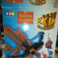Juguetes antiguos Exin: EXIN CASTILLOS.BALLESTA DE ASALTO.. Lote 58091597