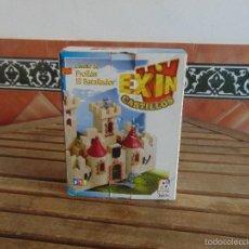 Juguetes antiguos Exin: EXIN CASTILLOS DE POPULAR DE JUGUETES CASTILLO DE FROILAN EL BATALLADOR. Lote 58473247