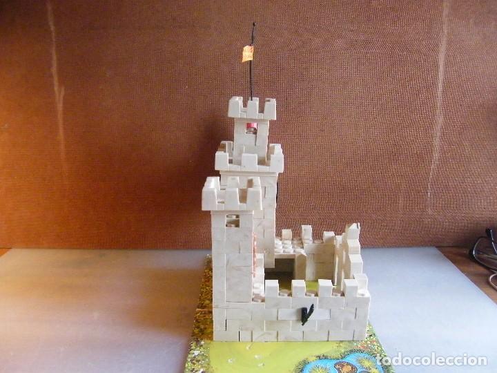 Juguetes antiguos Exin: EXIN Castillos. Castillo de Ivan el Terrible. Popular Juguetes. Muy completo en caja. - Foto 3 - 69763929