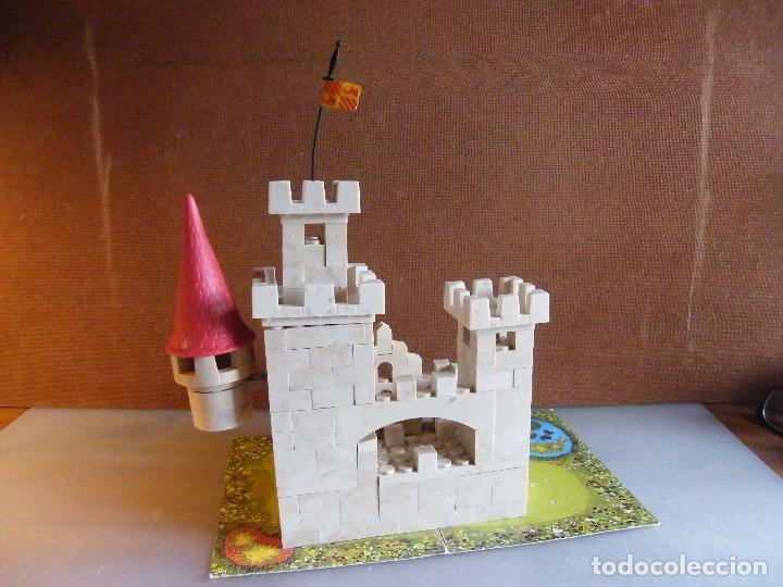 Juguetes antiguos Exin: EXIN Castillos. Castillo de Ivan el Terrible. Popular Juguetes. Muy completo en caja. - Foto 4 - 69763929