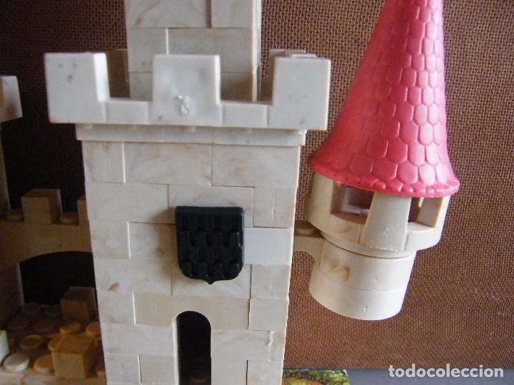 Juguetes antiguos Exin: EXIN Castillos. Castillo de Ivan el Terrible. Popular Juguetes. Muy completo en caja. - Foto 9 - 69763929