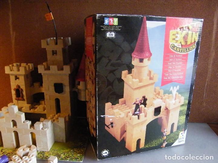 Juguetes antiguos Exin: EXIN Castillos. Castillo de Ivan el Terrible. Popular Juguetes. Muy completo en caja. - Foto 11 - 69763929