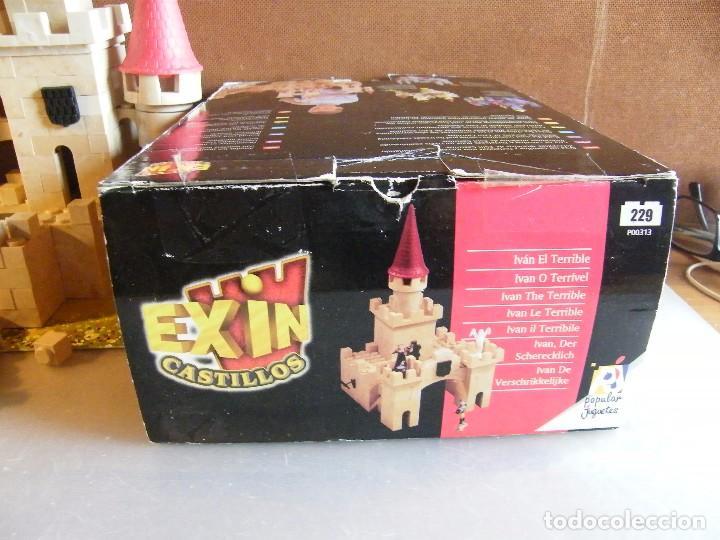 Juguetes antiguos Exin: EXIN Castillos. Castillo de Ivan el Terrible. Popular Juguetes. Muy completo en caja. - Foto 12 - 69763929