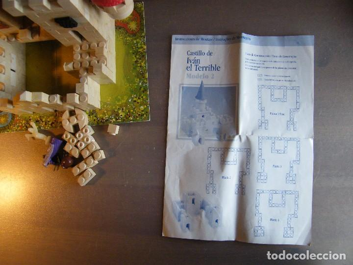 Juguetes antiguos Exin: EXIN Castillos. Castillo de Ivan el Terrible. Popular Juguetes. Muy completo en caja. - Foto 14 - 69763929