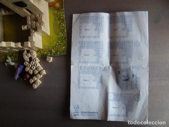 Juguetes antiguos Exin: EXIN Castillos. Castillo de Ivan el Terrible. Popular Juguetes. Muy completo en caja. - Foto 16 - 69763929