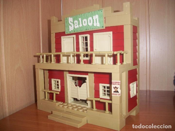 EXIN CASTILLOS / EXIN WEST : SALOON (Juguetes - Marcas Clásicas - Exin)