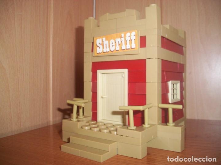 EXIN CASTILLOS / EXIN WEST : OFICINA DEL SHERIFF (Juguetes - Marcas Clásicas - Exin)