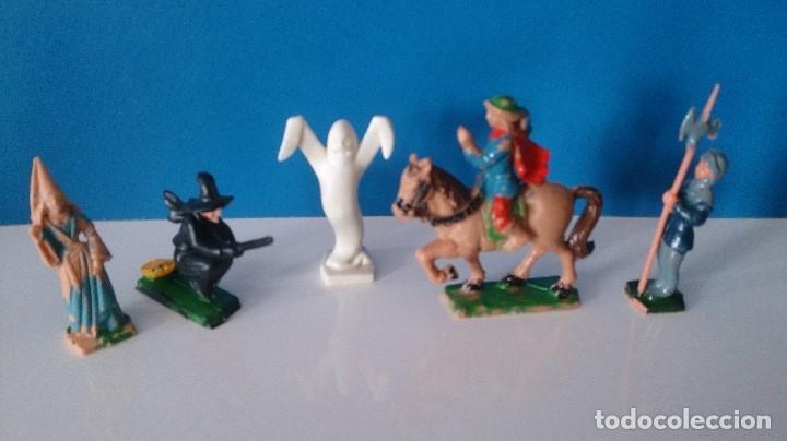 Juguetes antiguos Exin: FIGURAS EXIN CASTILLOS 11 - Foto 2 - 74715903