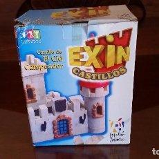 Juguetes antiguos Exin: EXIN CASTILLOS EL CID CAMPEADOR PIEZAS NUEVAS. Lote 76232015