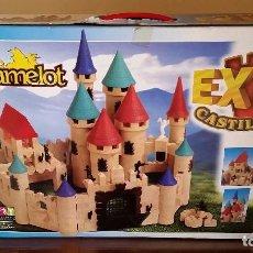 Juguetes antiguos Exin: EXIN CASTILLOS CAMELOT PIEZAS NUEVAS . Lote 76249343