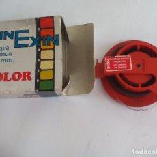 Brinquedos antigos Exin: PELICULA CINEXIN 8 MM. REF. D/204 JAIMITO SE DISFRAZA DE GUARDIAN. LOS APUROS DE JAIMITO. Lote 80036937
