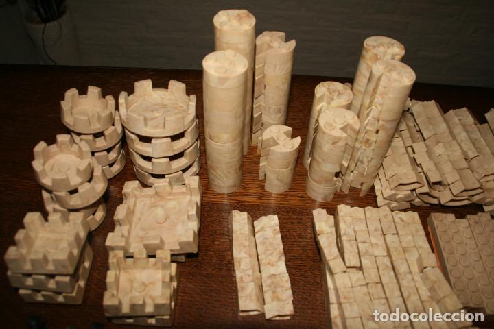 Juguetes antiguos Exin: Gran lote exin castillos - castillo - 45 figuras + 2089 piezas - Foto 9 - 86157396