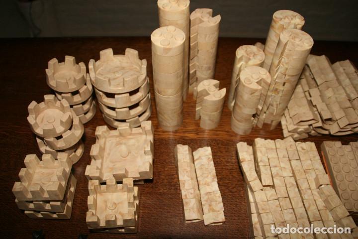 Juguetes antiguos Exin: Gran lote exin castillos - castillo - 45 figuras + 2089 piezas - Foto 11 - 86157396