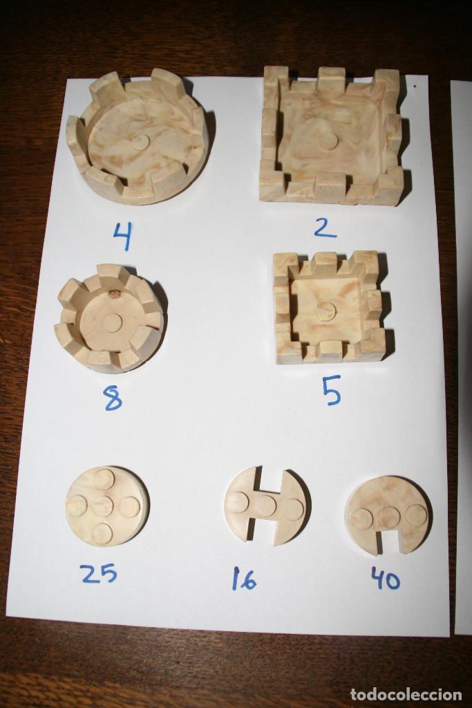 Juguetes antiguos Exin: Gran lote exin castillos - castillo - 45 figuras + 2089 piezas - Foto 12 - 86157396