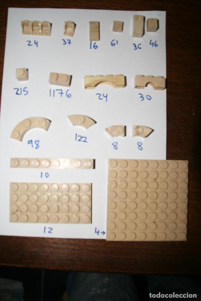 Juguetes antiguos Exin: Gran lote exin castillos - castillo - 45 figuras + 2089 piezas - Foto 14 - 86157396