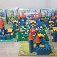 Juguetes antiguos Exin - ciudad exin castillos pitufos - 86579764